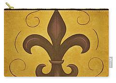Fleur De Lis II Carry-all Pouch