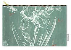 Fleurs De Botanique Carry-all Pouch