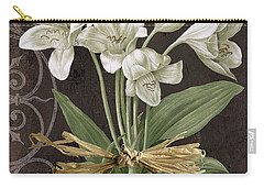 Amaryllis Paintings Carry-All Pouches
