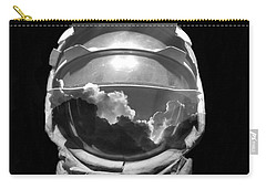 Carry-all Pouch featuring the photograph Flight by David Lee Thompson