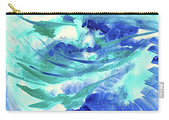 Flight Carry-all Pouch by Joan Hartenstein