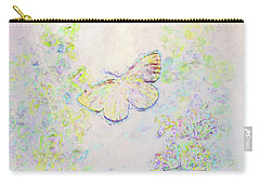Carry-all Pouch featuring the photograph Flight Of Dreams by Kerri Farley
