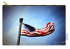 Flight Of Freedom Carry-all Pouch