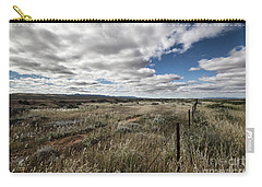 Flinders Ranges Fields V2 Carry-all Pouch by Douglas Barnard
