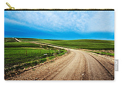Flint Hills Spring Gravel Carry-all Pouch