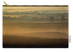 Flint Hills Sunrise Carry-all Pouch