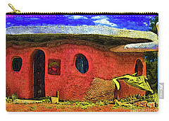 Flintstones Bedrock Grocery Store Carry-all Pouch