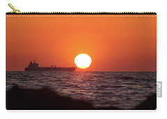 Floating Around The Sun Carry-all Pouch