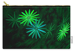 Floating Floral-007 Carry-all Pouch