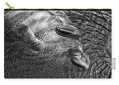 Floating Manatee Carry-all Pouch