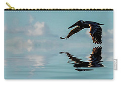Floating On Air Carry-all Pouch by Cyndy Doty