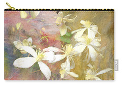 Floating Petals Carry-all Pouch