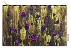 Floating Royal Roses 1 Carry-all Pouch