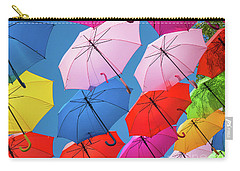 Floating Umbrellas Carry-all Pouch