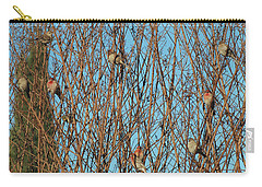 Flock Of Finches Carry-all Pouch