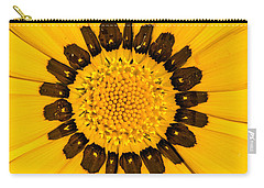 Flora Sunshine Carry-all Pouch
