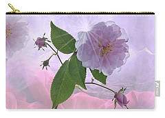 Floral 10 Carry-all Pouch