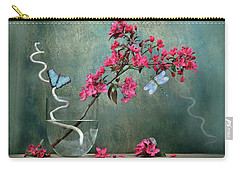 Floral 5 Carry-all Pouch