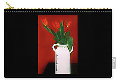 Floral Art 14 Carry-all Pouch