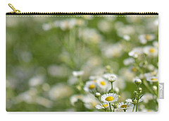 Floral Field #1 Carry-all Pouch