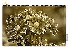 Floral Gold Collection Carry-all Pouch