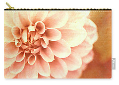Floral Impressions Carry-all Pouch by Melanie Alexandra Price