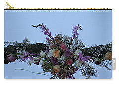 floral love in the Kenyan sky Carry-all Pouch
