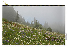 Floral Meadow Carry-all Pouch