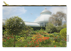 Carry-all Pouch featuring the photograph Floral Notes by Diana Angstadt