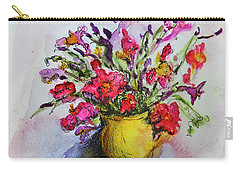 Floral Still Life 05 Carry-all Pouch