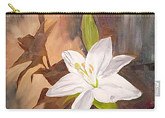 Floral-still Life Carry-all Pouch