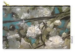 Floral01 Carry-all Pouch