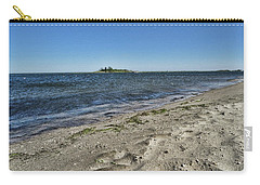 Florance Beach Carry-all Pouch by Mikki Cucuzzo