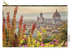 Florence In Summer Carry-all Pouch