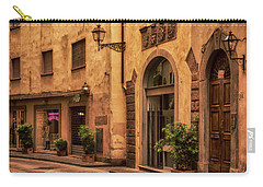 Florentine Street Carry-all Pouch