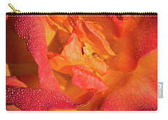 Floribunda Carry-all Pouch by Denis Lemay