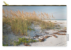 Florida Beach And Sea Oats Carry-all Pouch