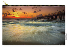 Florida Breeze Carry-all Pouch by Edgars Erglis