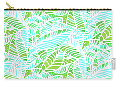 Florida Keys Leaves Carry-all Pouch
