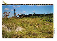 Florida Lighthouse  Carry-all Pouch by Kelly Wade