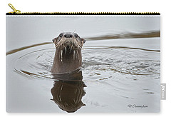 Florida Otter Carry-all Pouch