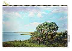 Florida Palms Carry-all Pouch