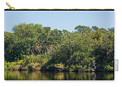 Florida Pond Carry-all Pouch by Kenneth Albin