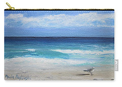 Florida Seagull Carry-all Pouch