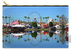 Carry-all Pouch featuring the photograph Florida State Fair 2017 by David Lee Thompson