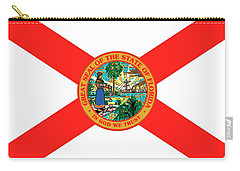 Florida State Flag Carry-all Pouch by American School
