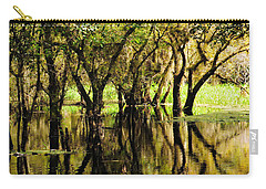 Florida Swamp Carry-all Pouch by Rosalie Scanlon