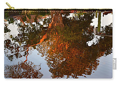 Florida Winter Reflection Carry-all Pouch