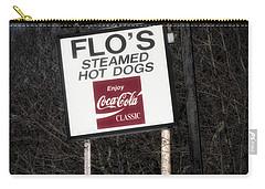 Flo's Hot Dogs - Cape Neddick - Maine Carry-all Pouch