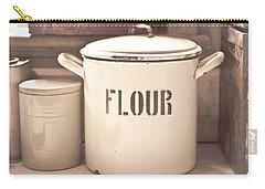Flour Tin Carry-all Pouch
